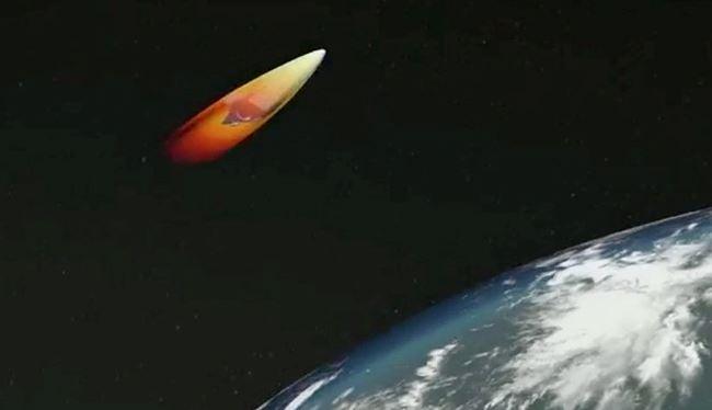 Vũ khí siêu thanh được tổng thống Putin giới thiệu trong thông điệp liên bang