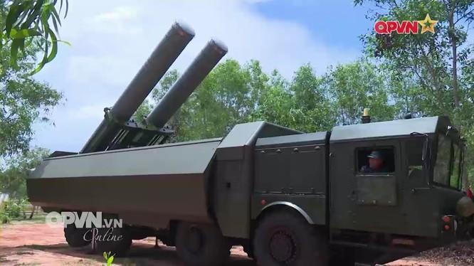 Tên lửa chống hạm Bastion-P của Hải quân Việt Nam nhập từ Nga