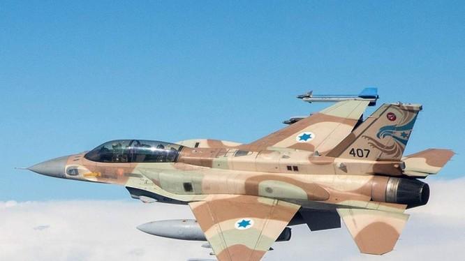 Chiến đấu cơ F-16 của không quân Israel