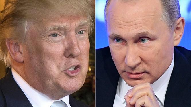 Hai nguyên thủ Nga-Mỹ đã có cuộc điện đàm sau khi tổng thống Putin tái đắc cử