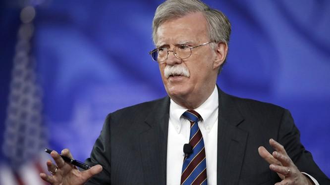 Ông Bolton sắp giữ chức cố vấn an ninh quốc gia Mỹ