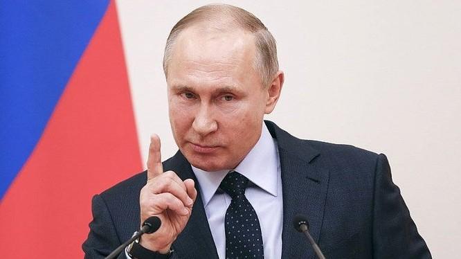 Ông Putin không dễ bị bắt nạt