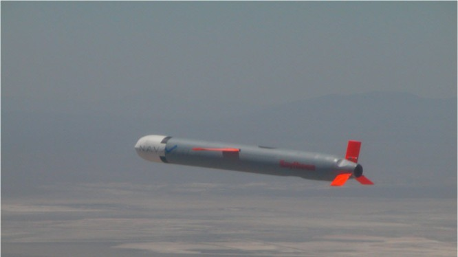 Tên lửa hành trình Tomahawk của Mỹ
