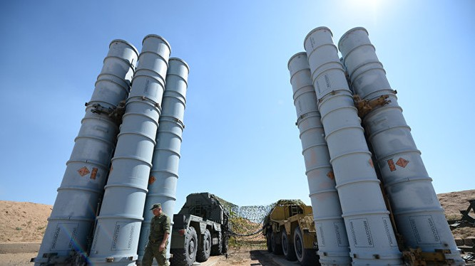 Tên lửa S-300 của Nga