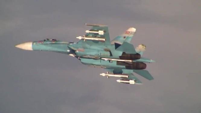 Chiến đấu cơ Su-27 của Nga