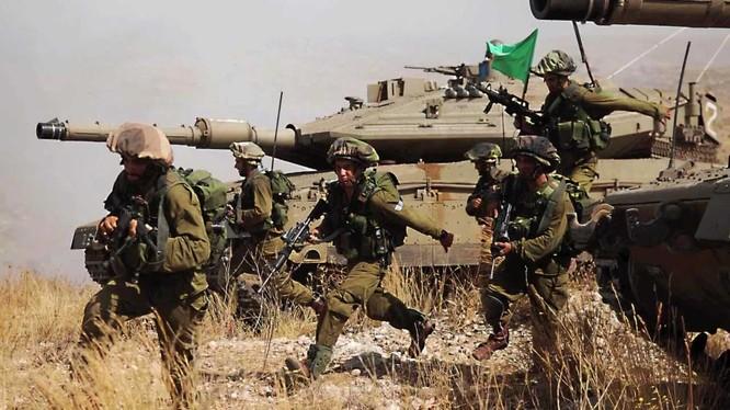 Quân đội Israel là lực lượng cực kỳ thiện chiến ở Trung Đông