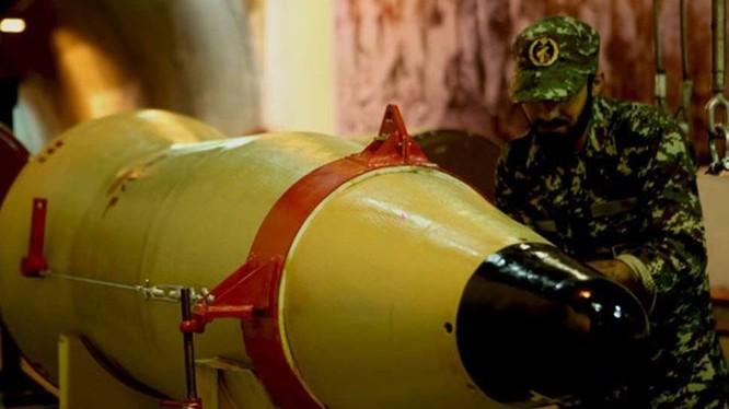 Tên lửa của Iran