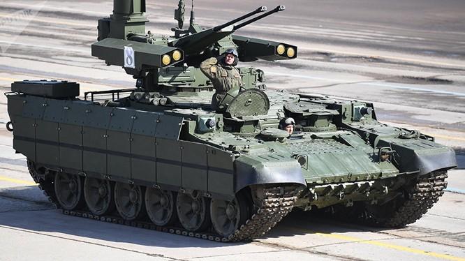 """""""Kẻ hủy diệt"""" của quân đội Nga"""