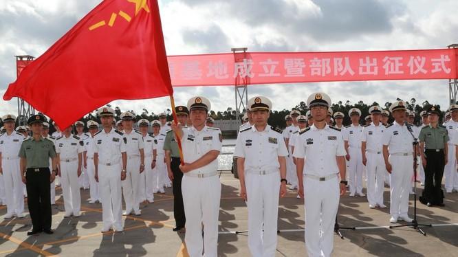 Trung Quốc đã thiết lập căn cứ quân sự đầu tiên ở nước ngoài tại Djibouti