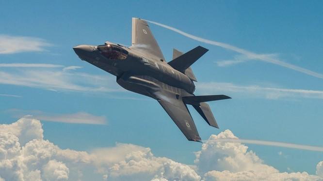 Chiến đấu cơ F-35 của không quân Israel