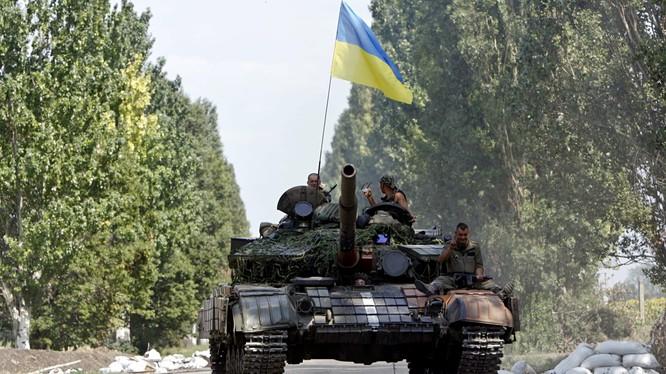 Ukraine vẫn chưa thoát khỏi cơn khủng hoảng kéo dài kể từ năm 2014 đến nay