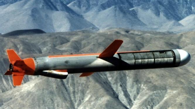 Tên lửa hành trình Tomahawk của Mỹ làm mưa làm gió trong nhiều cuộc chiến tranh trong thời gian qua