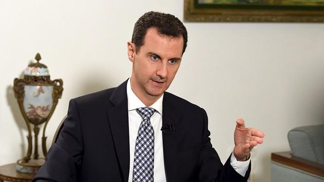 Tổng thống Assad