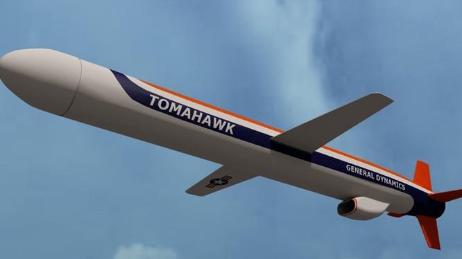 Tên lửa hành trình Tomahawk của Mỹ đã tung hoành trên nhiều chiến trường trong suốt nhiều thập niên
