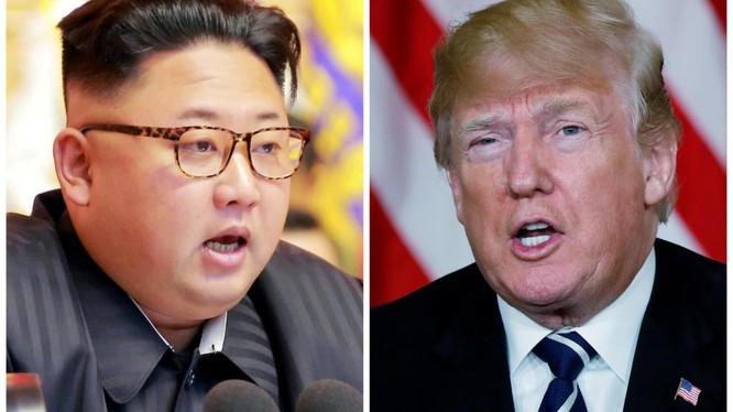 Hai nhà lãnh đạo Mỹ và Triều Tiên sắp có cuộc gặp thượng đỉnh lịch sử