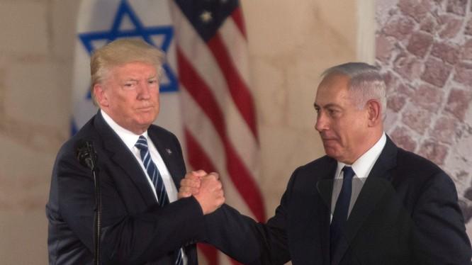 Mỹ và Israel là những đồng minh cực kỳ thân thiết