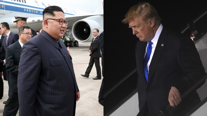 Hai nhà lãnh đạo Mỹ và Triều Tiên đều đã tới Singapore sẵn sàng cho cuộc gặp lịch sử