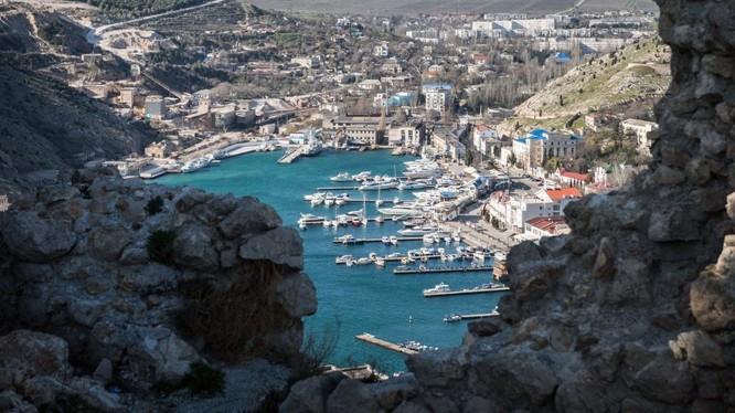 Một góc bán đảo Crimea