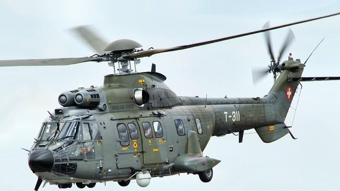 Trực thăng Super Puma của tập đoàn Airbus