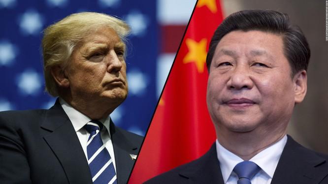 Donald Trump và ông Tập Cận Bình