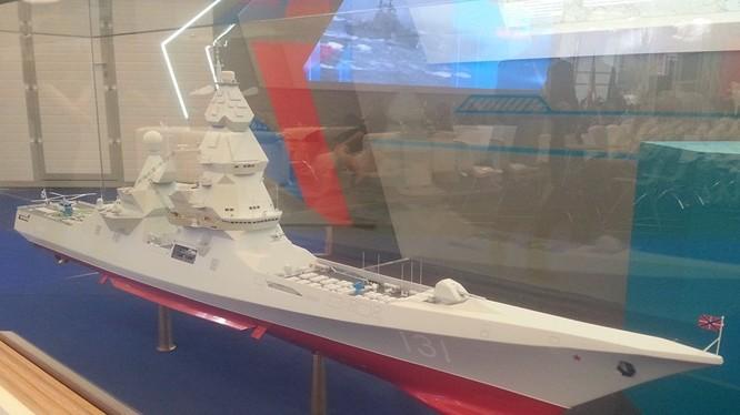 Chiến hạm Lider sẽ đóng vai trò nòng cốt trong lực lượng hải quân Nga
