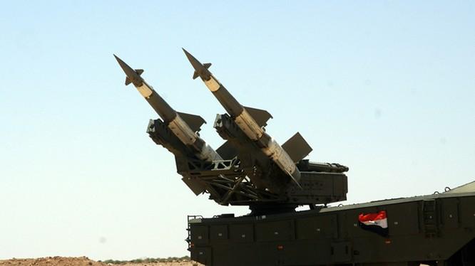 Syria được cho là có cả những hệ thống tên lửa đáng gờm tân tiến hơn của Nga