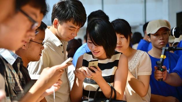 Thanh niên Trung Quốc giờ đây không còn chi tiêu tiết kiệm như các thế hệ trước
