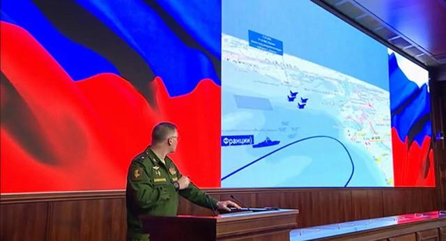 Tướng Igor Konashenkov cáo buộc Israel phải chịu hoàn toàn trách nhiệm trong vụ máy bay trinh sát Il-20 bị bắn rơi.