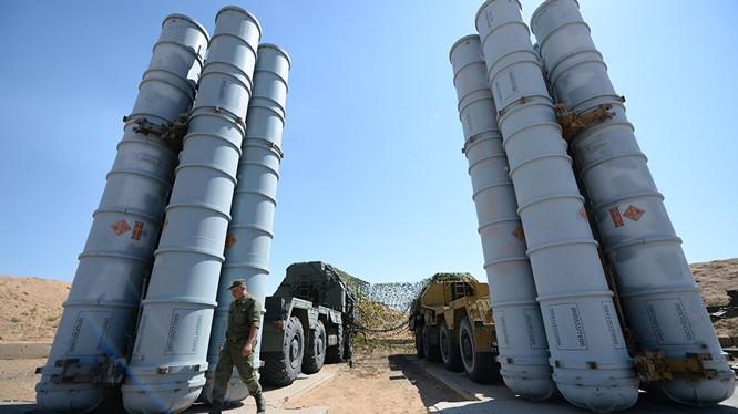 Nga đã quyết định chuyển hệ thống tên lửa phòng không đáng sợ S-300 cho Syria sau thảm kịch IL-20 bị bắn rơi