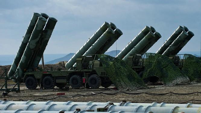 Nga đã triển khai thêm các hệ thống vũ khí tối tân đến chiến trường Syria sau khi IL-20 bị bắn hạ thảm khốc