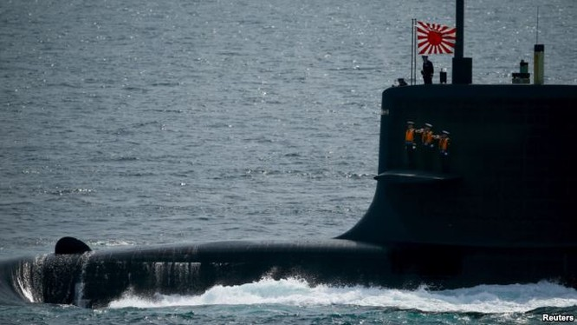 Tàu ngầm của hải quân Nhật Bản