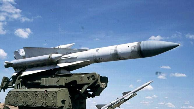 Một loại tên lửa của Ukraine