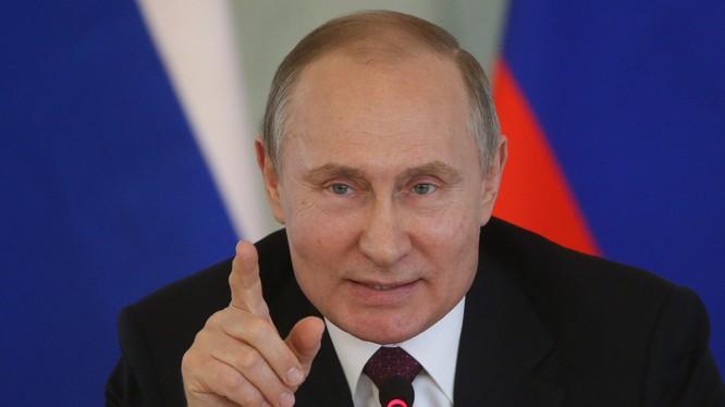 Ông Putin đang là cái gai trong mắt Mỹ và phương Tây
