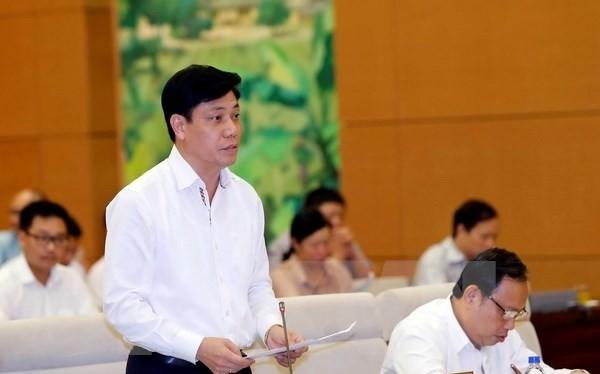 Thứ trưởng Bộ Giao thông vận tải Nguyễn Ngọc Đông sẽ kiêm phụ trách Hội đồng thành viên Tổng công ty Đường sắt Việt Nam