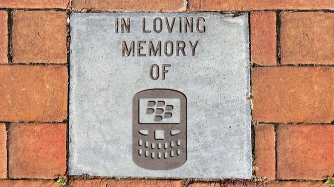 """""""BlackBerry"""" từng có thời được hiểu đồng nghĩa với """"Professional"""" (chuyên nghiệp)"""