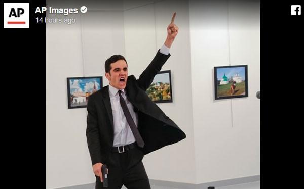 Bức ảnh AP đăng lên Facebook đã được 9 triệu người xem trong chỉ 6 giờ