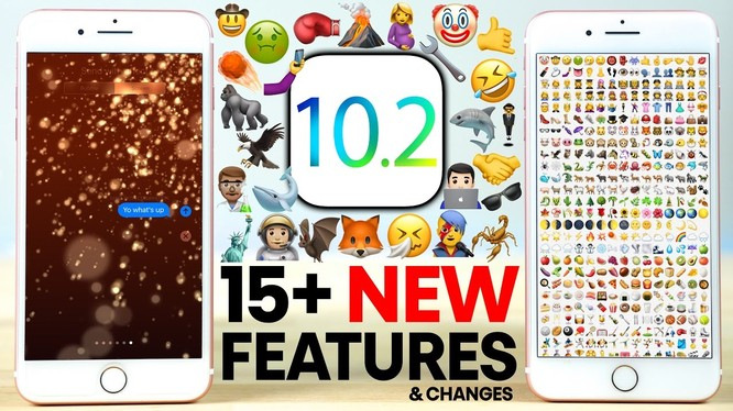 Nhiều người tin rằng Apple sẽ có những bất ngờ lớn cho hệ điều hành iOS trong năm tới 2017