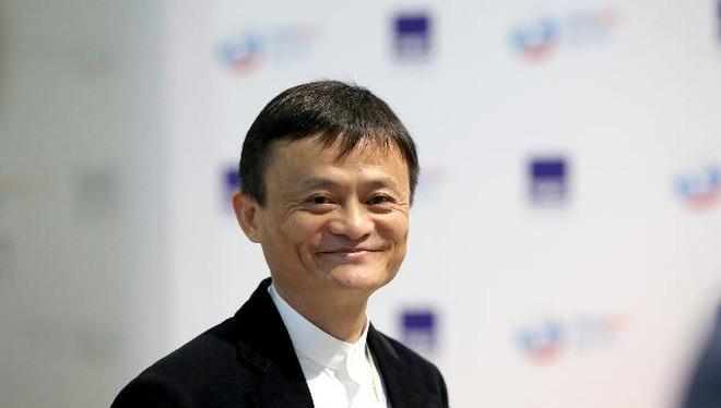 Tỷ phú người Trung Quốc Jack Ma