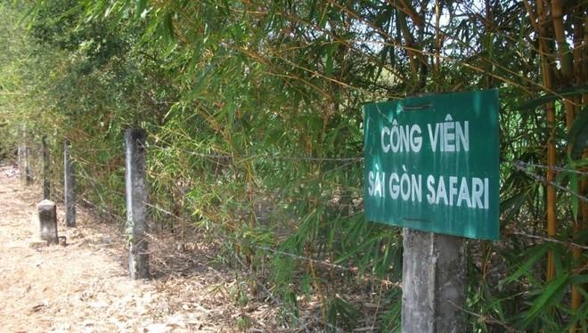 Nơi được kỳ vọng là Công viên sinh thái lớn nhất Việt Nam giờ vẫn bỏ hoang