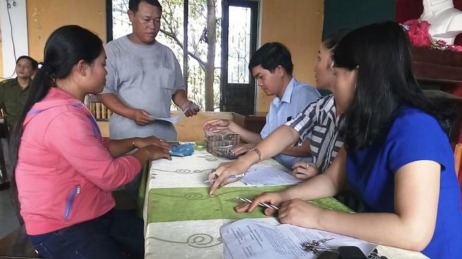 Người dân 4 tỉnh miền Trung được nhận hỗ trợ trong đợt 1 - (Ảnh minh họa)
