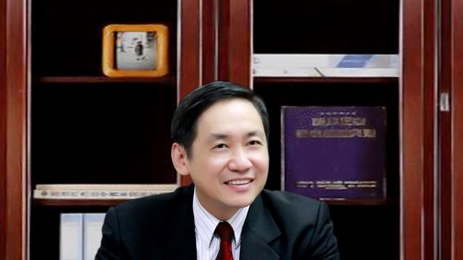 Tổng cục Trưởng Tổng cục dự trữ Nhà nước Phạm Phan Dũng. Ảnh: VGP/Thành Chung