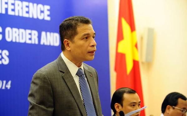 Đại sứ đặc mệnh toàn quyền Việt Nam tại Trung Quốc Đặng Minh Khôi