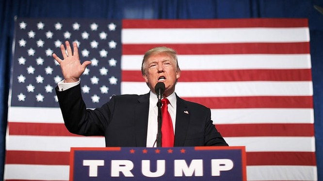 Tân Tổng thống Mỹ Donald Trump. (Ảnh: Reuters)