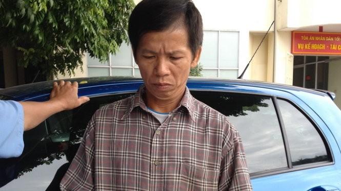 Ông Nguyễn Văn Chấn, người phải ngồi tù 10 năm vì oan sai