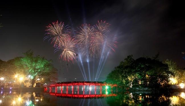 Năm bay, đêm giao thừa Hà Nội sẽ không có pháo hoa và thành phố cũng không chủ trương rung chuông báo hiệu năm mới