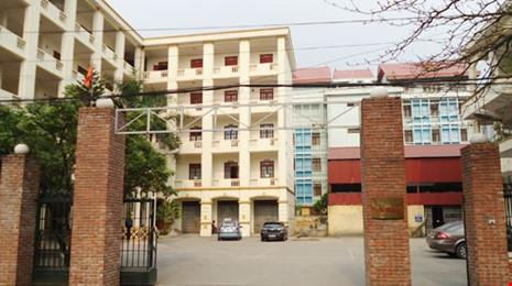 Trụ sở Sở LĐ TB&XH tỉnh Hải Dương