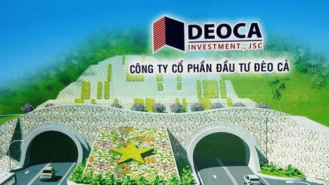 Ảnh chụp phối cảnh tổng thể dự án hầm đường bộ qua đèo Cù Mông