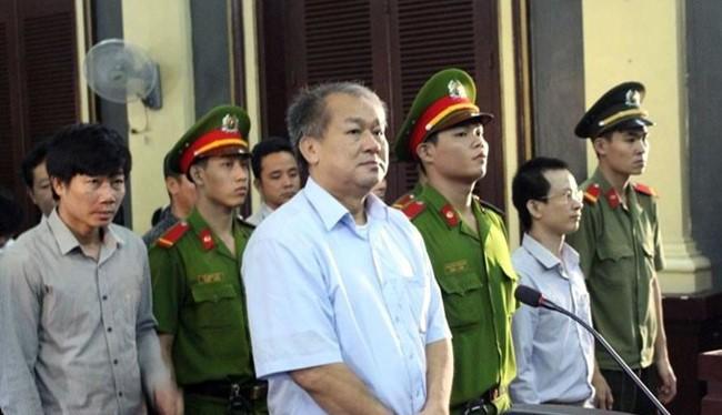 Sáng 24/1, bị cáo Phạm Công Danh và thuộc cấp gây thất thoát 9.000 tỷ đồng tại Ngân hàng Xây dựng Việt Nam (VNCB) chính thức bị tuyên án tại cấp phúc thẩm (ảnh minh hoạ)