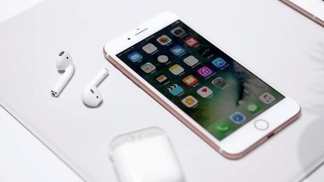 Apple thêm tính năng tìm kiếm AirPods trong iOS 10.3 beta