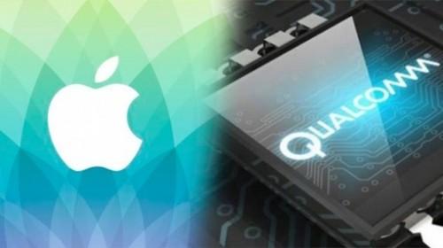 Qualcomm vẫn hợp tác với Apple dù bị đối tác đưa ra tòa.